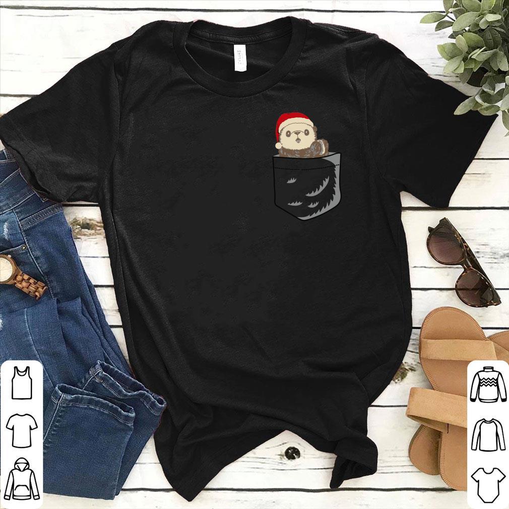 Pocket Ottermas shirt