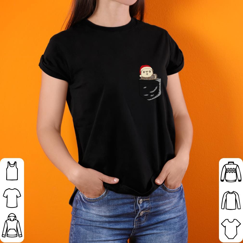 Pocket Ottermas shirt 2