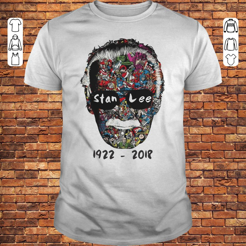 Stan Lee 1922 - 2018 Shirt