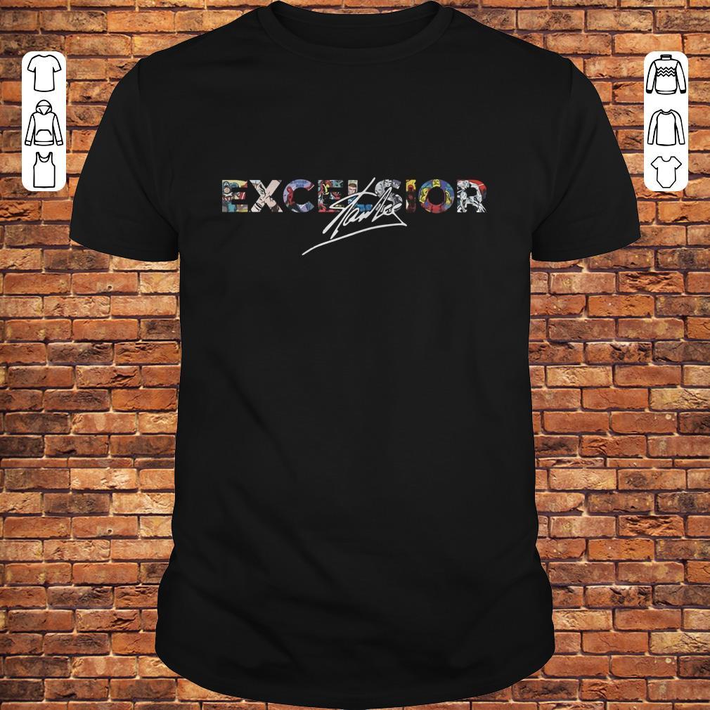 Stan Lee Excelsior Shirt