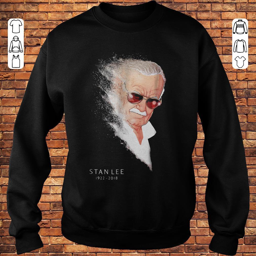 Stan Lee Infinity War Thanos Disintegration shirt