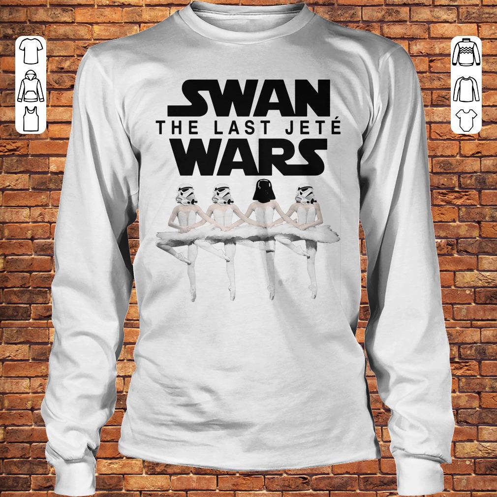 Swan the last jete wars shirt Longsleeve Tee Unisex