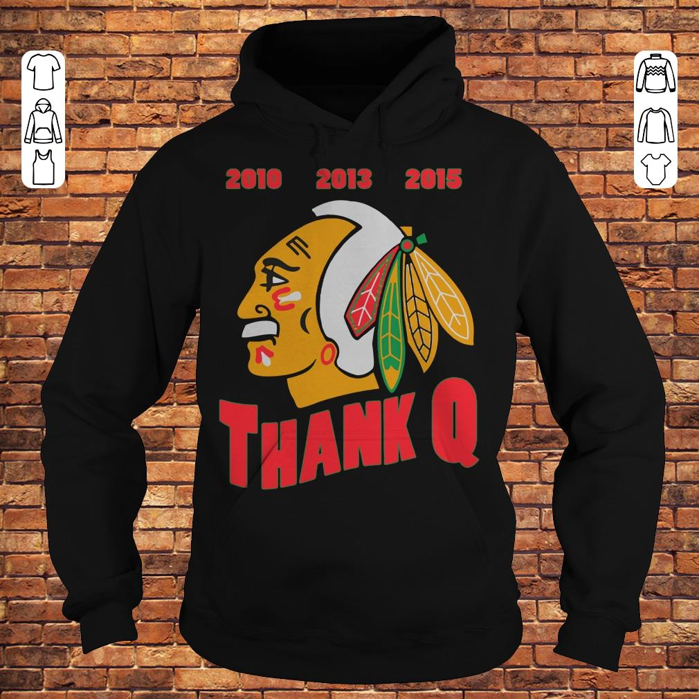Thank you, Coach Q shirt Hoodie