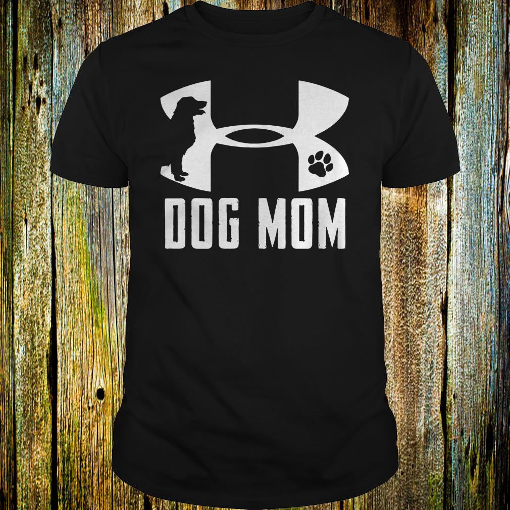 The Best Under Armour Dog mom shirt Classic Guys / Unisex Tee