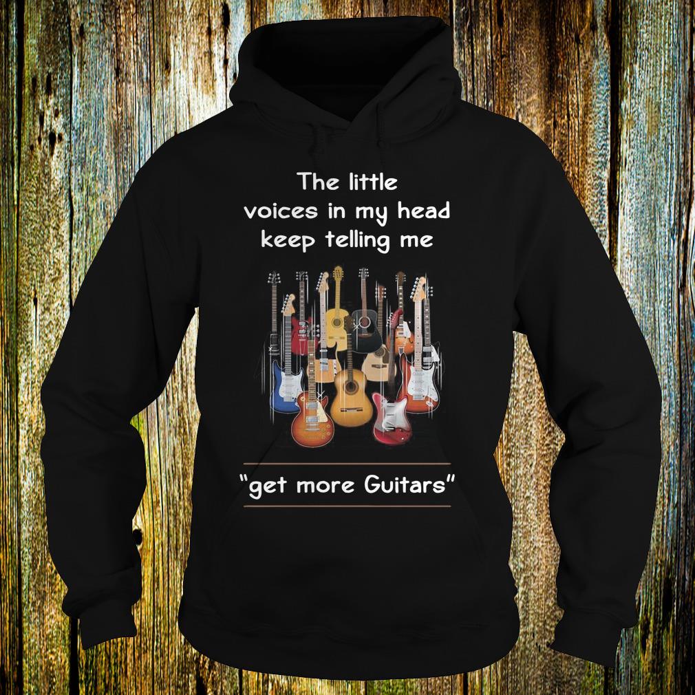 Top Get more Guitars shirt Hoodie