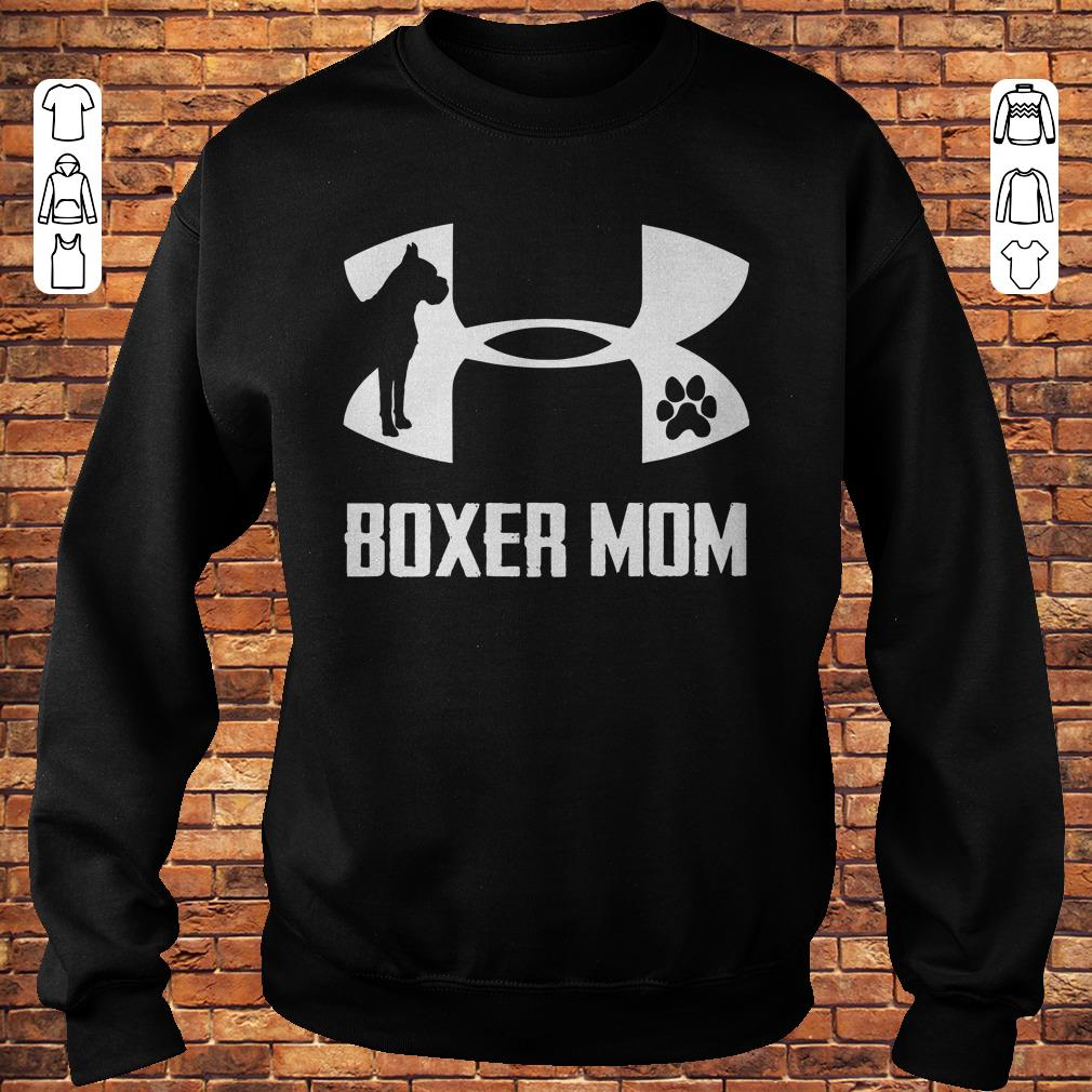 Under Armour Boxer Mom Shirt