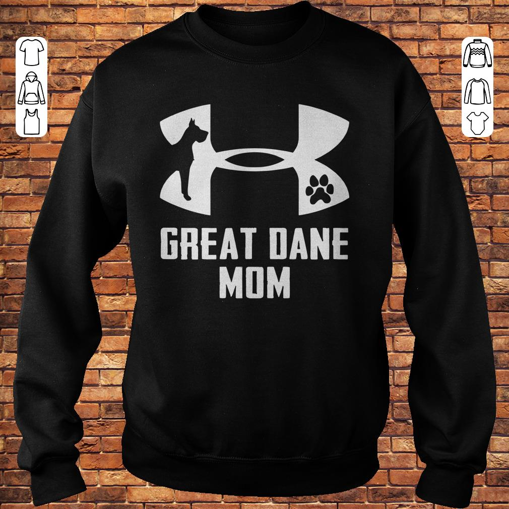 The Best Under Armour Dog mom shirt
