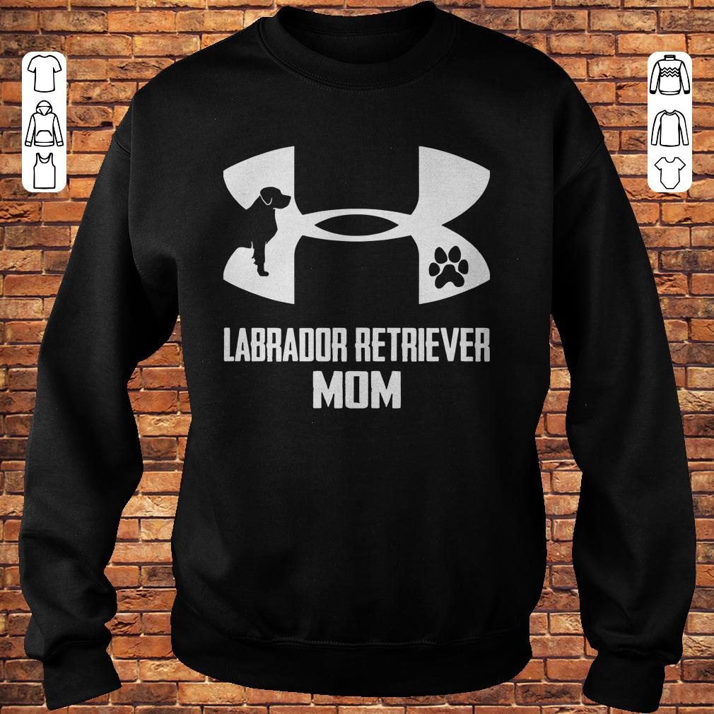 Labrador Retriever St. Patrick's day diamond shirt