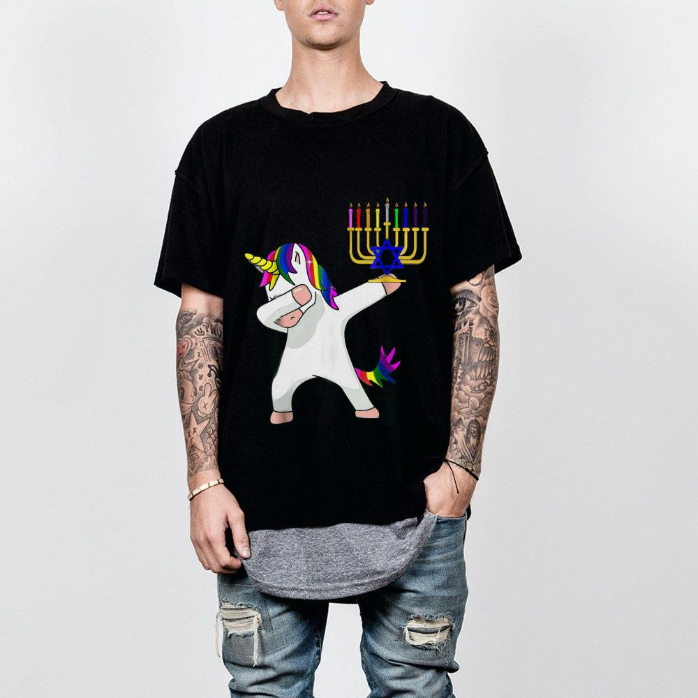 https://premiumleggings.net/images/2018/11/Unicorn-Dabbing-Hanukkah-shirt_4-1.jpg