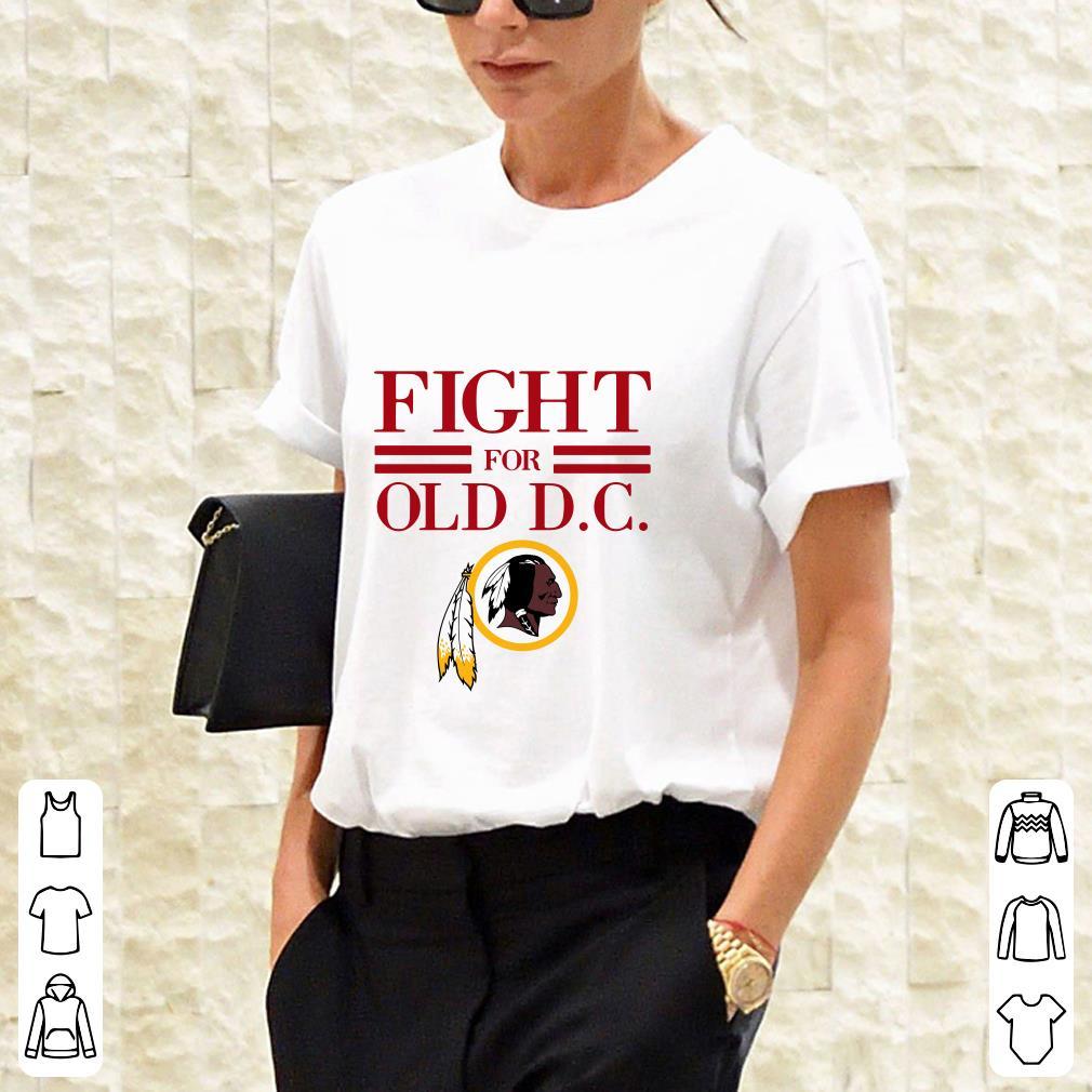 Washington Redskins fight for old DC shirt 2