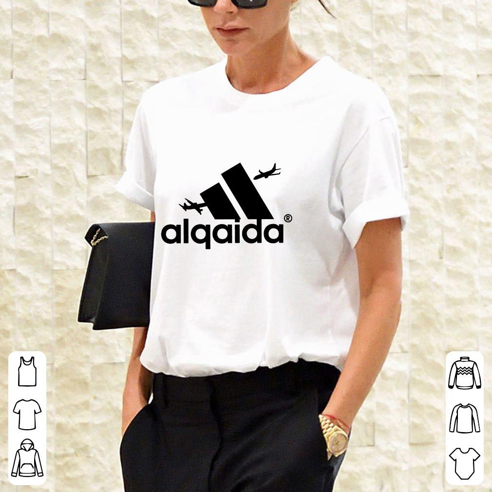 Adidas Alqaida shirt 2