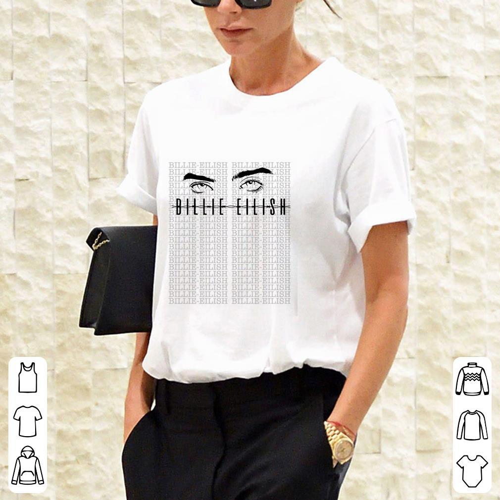 Billie Eilish Eyes 2 shirt 2