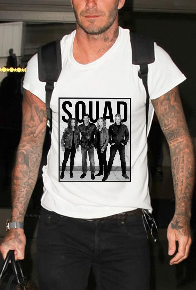 Callie Derek Meredith Alex Grey's Anatomy Squad Shirt 1