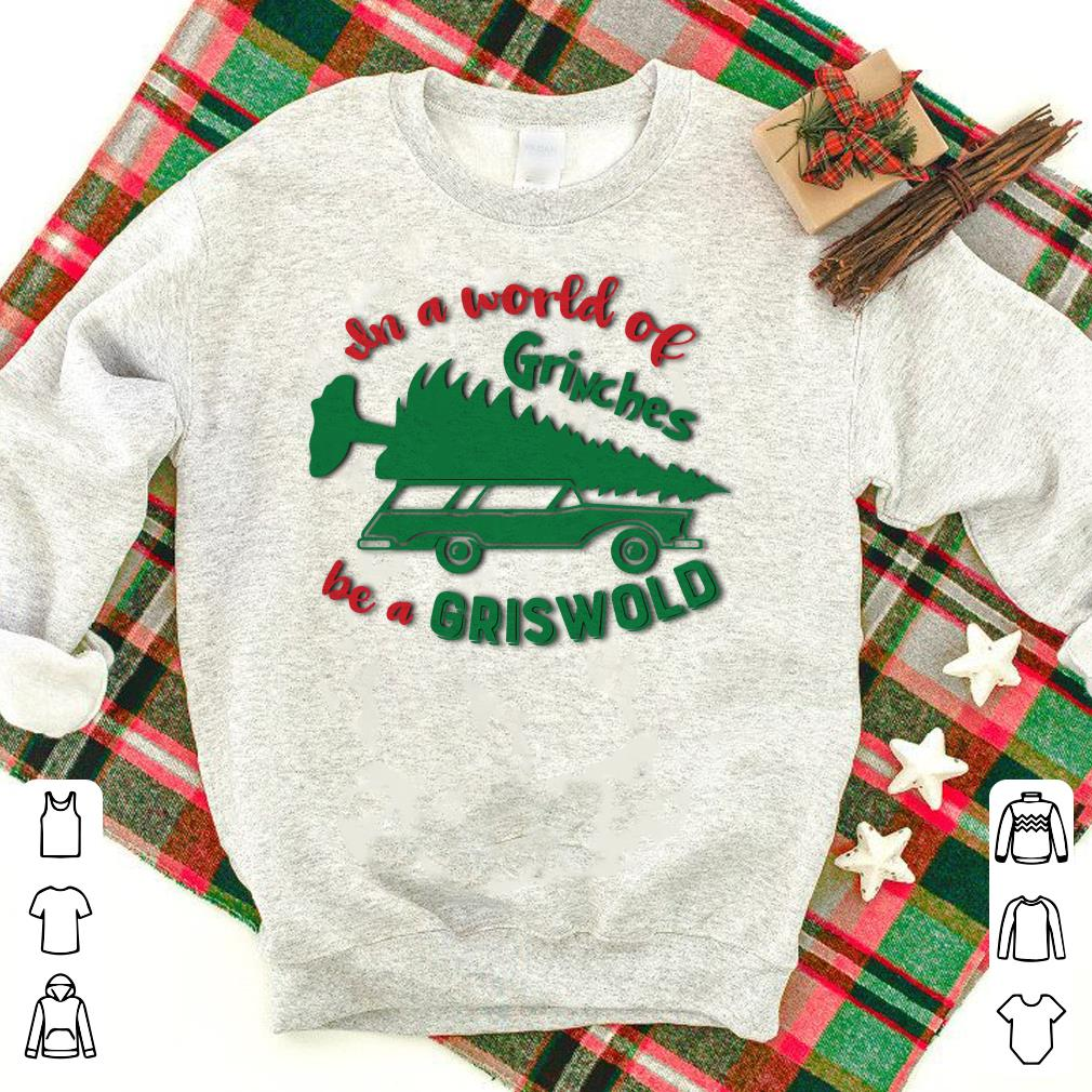 Griswold Station Wagon Car Silhouette Cricut shirt
