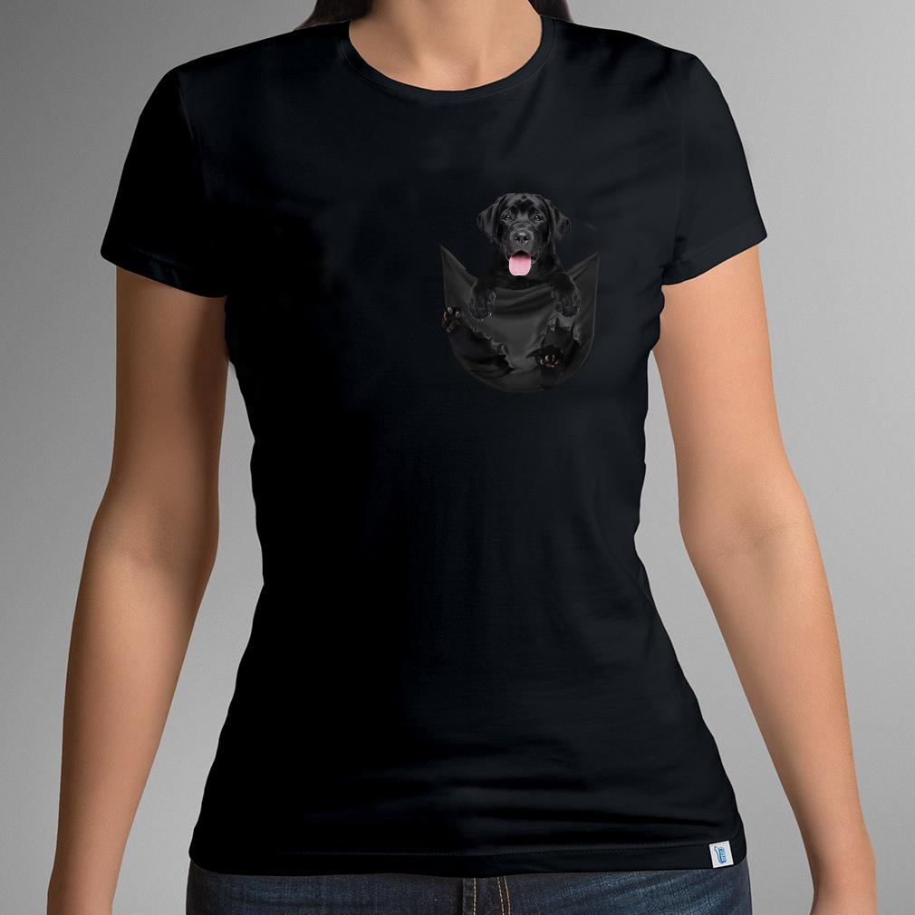 Labrador inside pocket shirt 2