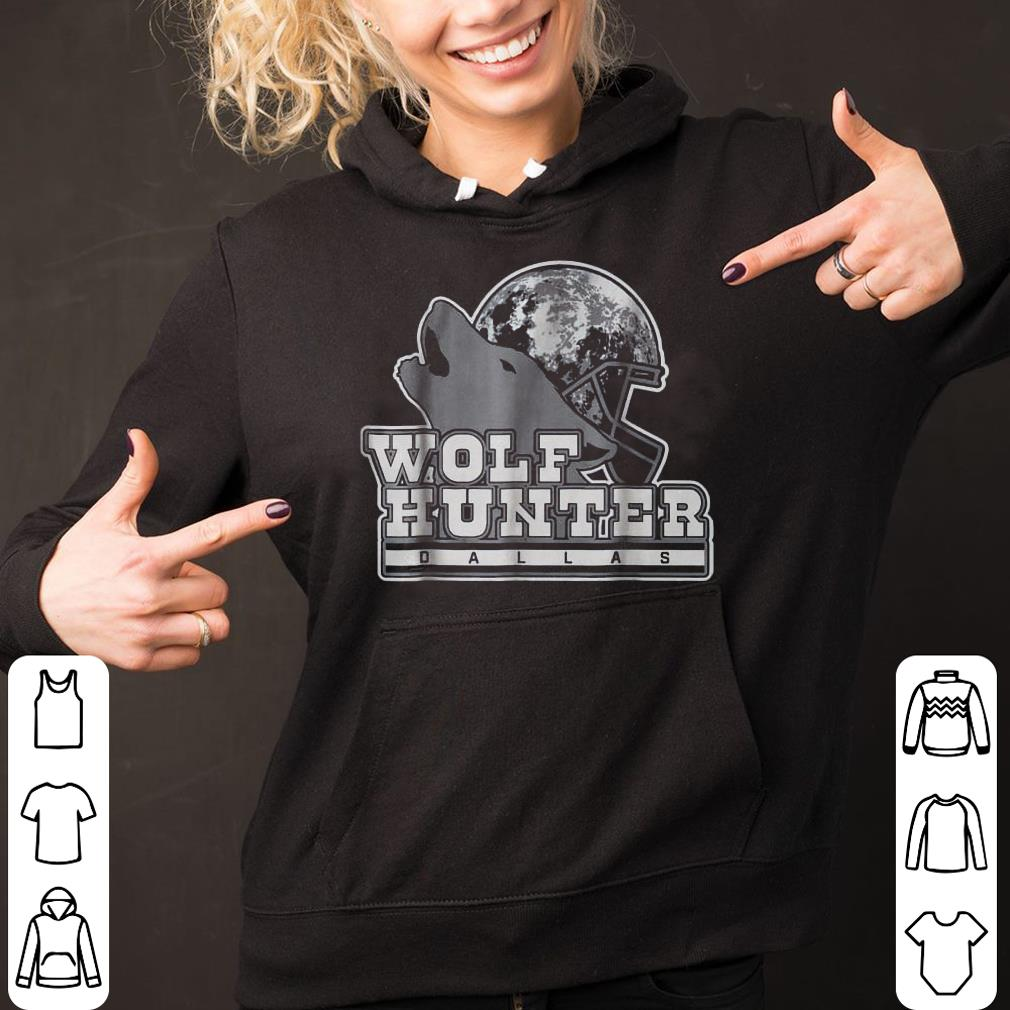 Leighton Vander Esch Wold Hunter Dallas Cowboys shirt