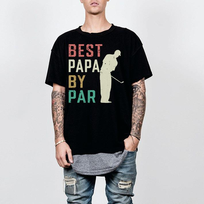999ff189 Premium Trending Christmas Presents Who Love: Papa, Golf. Big news 1d s  nominated for a Men Father's Day Golf Papa Best papa by par shirt ...