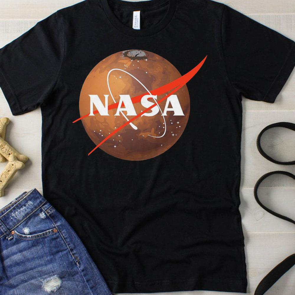NASA SpaceX shirt