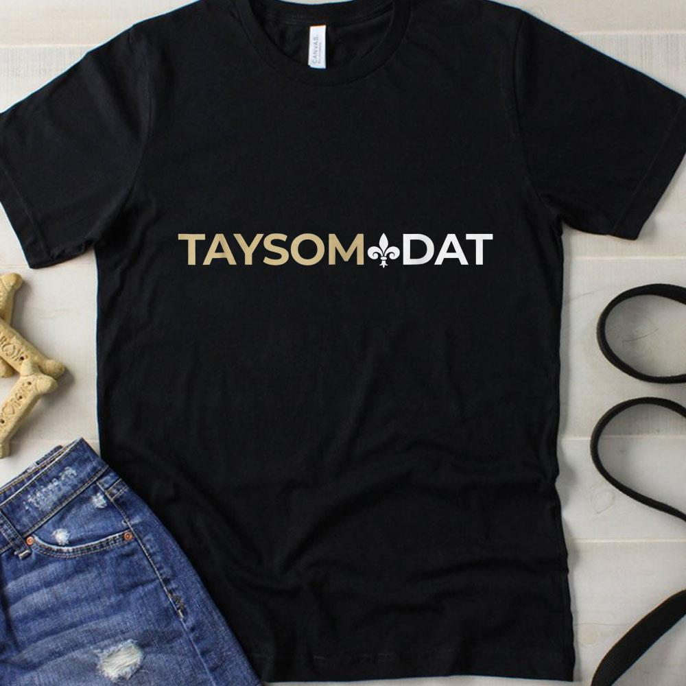 New Orleans Saints Taysom Dat shirt