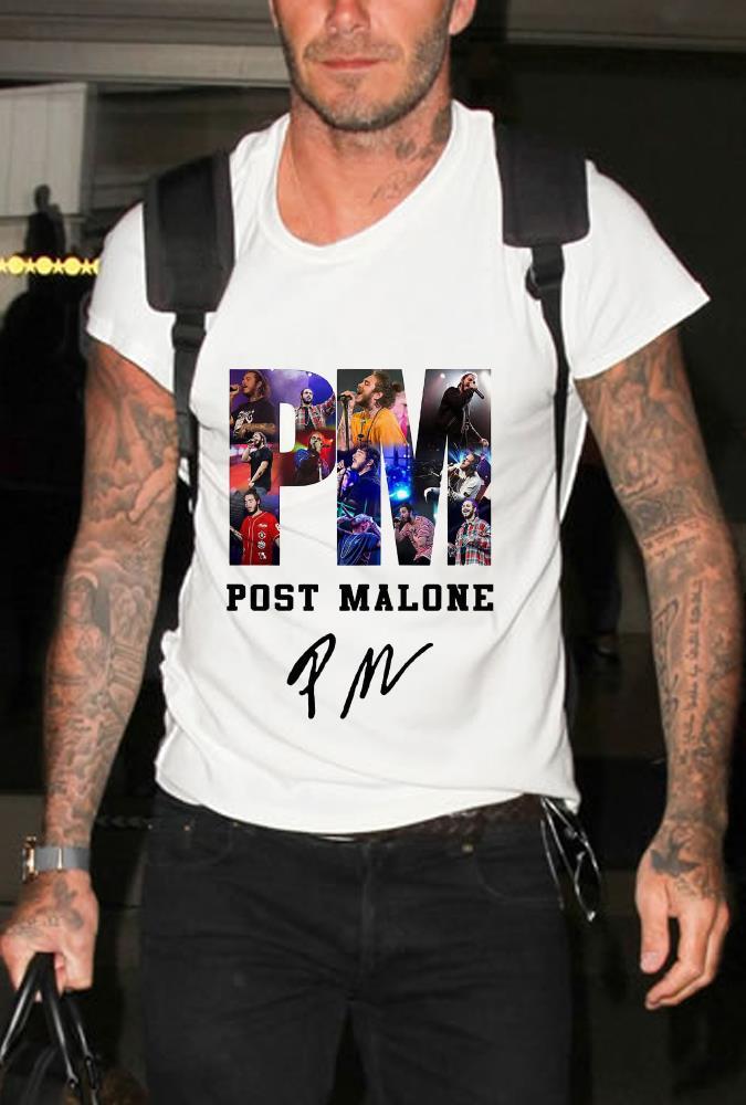 Post Malone Signature shirt