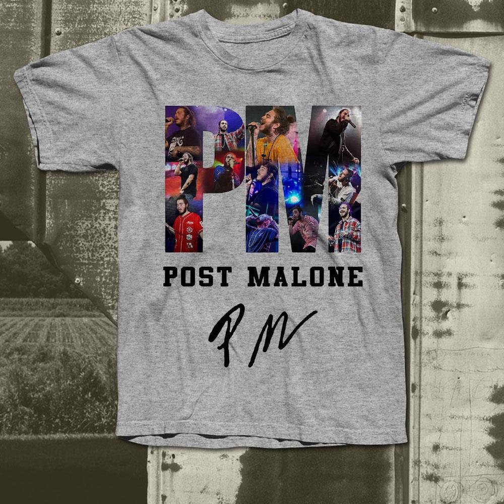 Post Malone Signature Shirt, Hoodie, Sweater, Longsleeve T