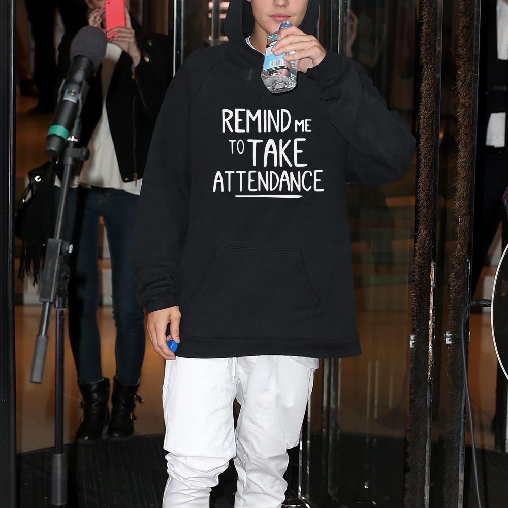 Remind attendance Shirt