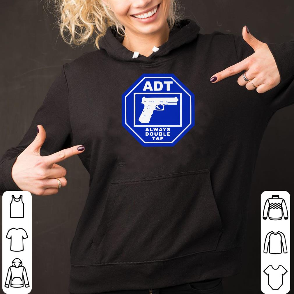 Security ADT Always Double Tap shirt