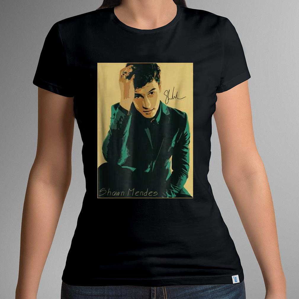 Shawn Mendes Signature shirt 3