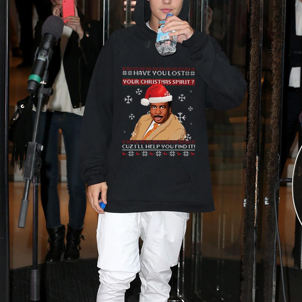 Steve Harvey have you lost your christmas spirit cuz I'll help you find it shirt 1