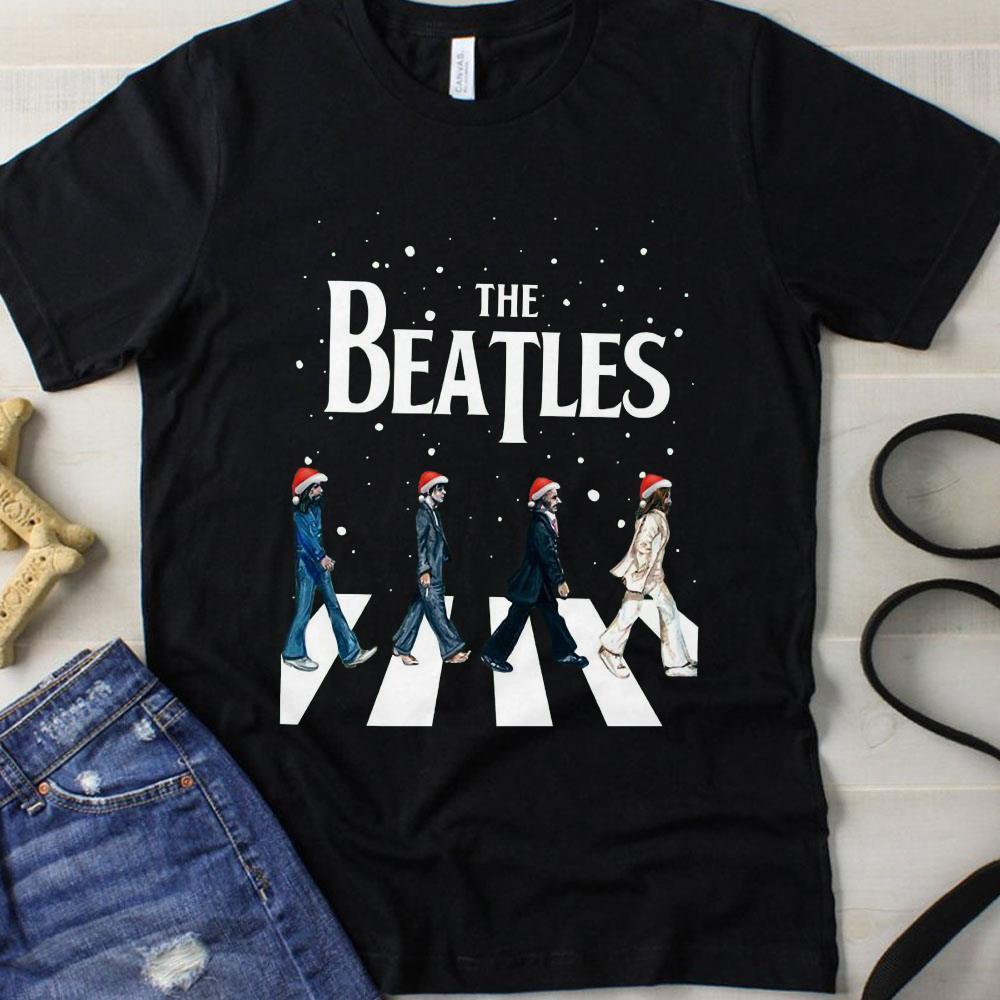 The Beatles Ugly Christmas Sweater shirt