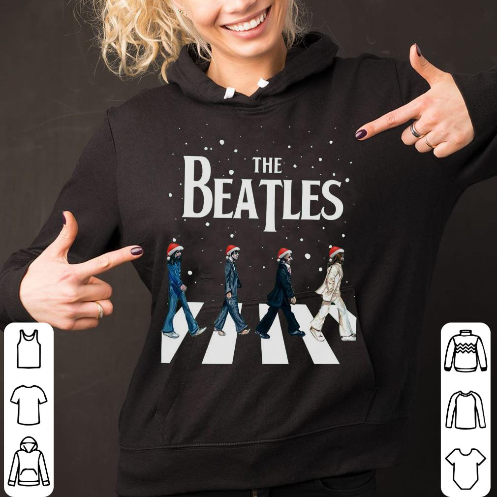 The Beatles Ugly Christmas Sweater shirt 2