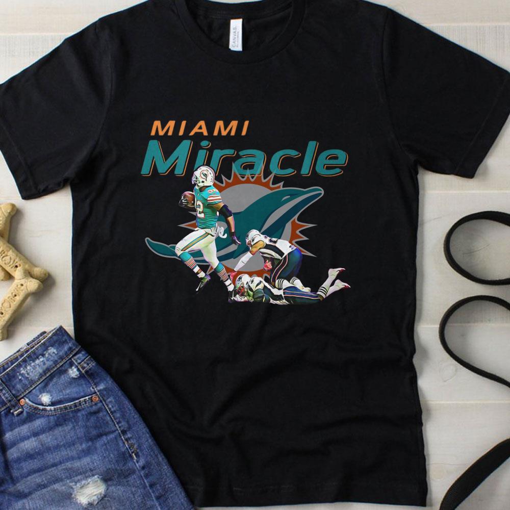 The Miami Miracle: Kenyan Drake Beats The Patriots shirt