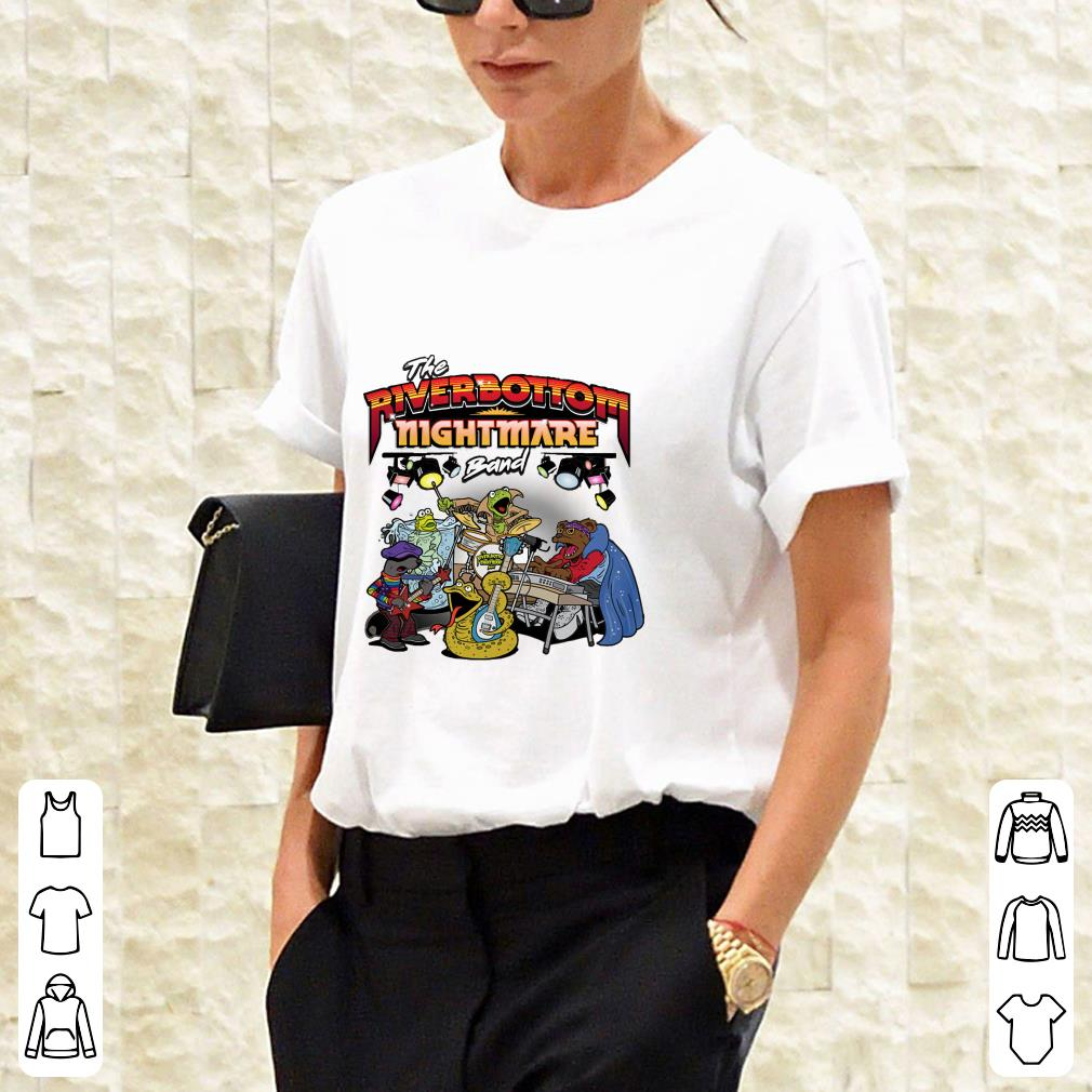 The riverbottom nightmare band shirt 2