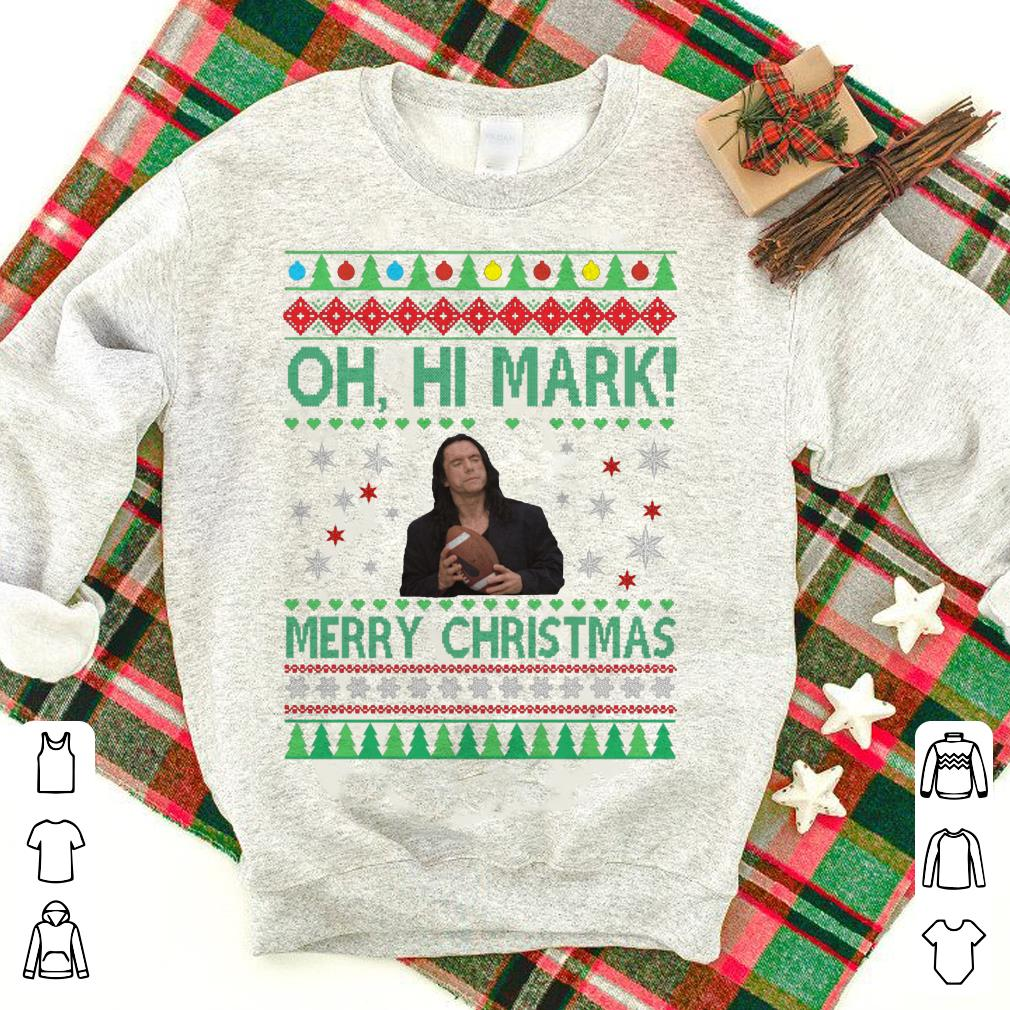 Tommy Wiseau merry Christmas sweater shirt