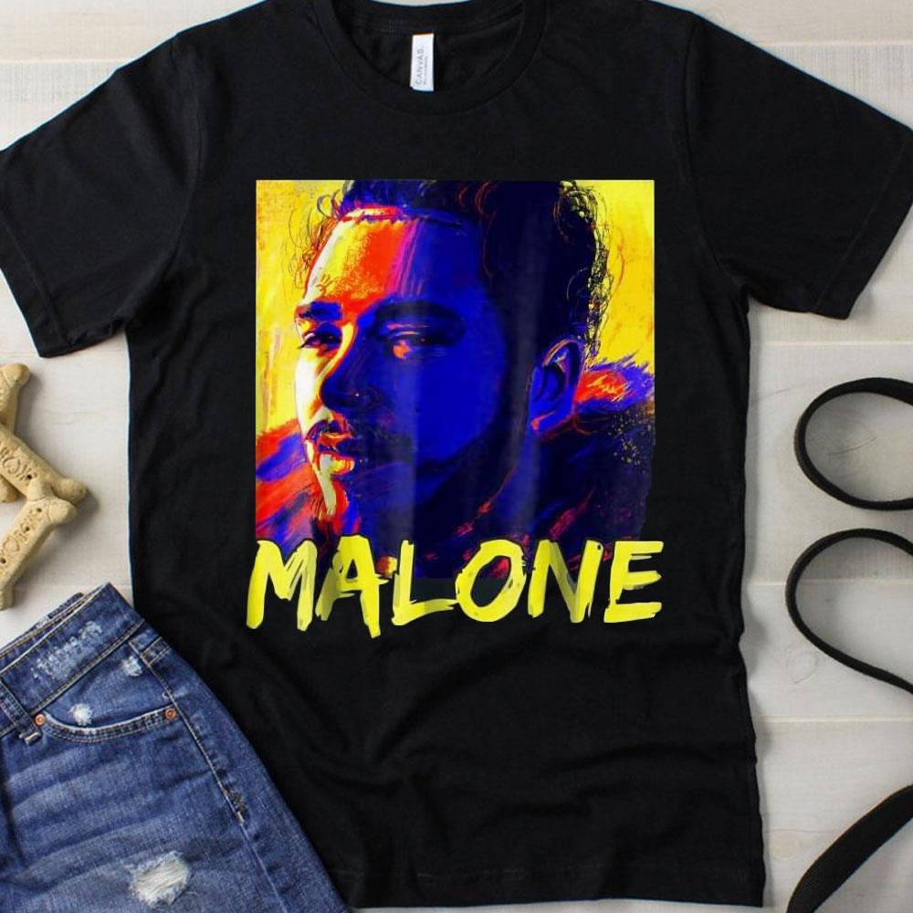 Vintage Rapper Post Leave Me Malone shirt 1