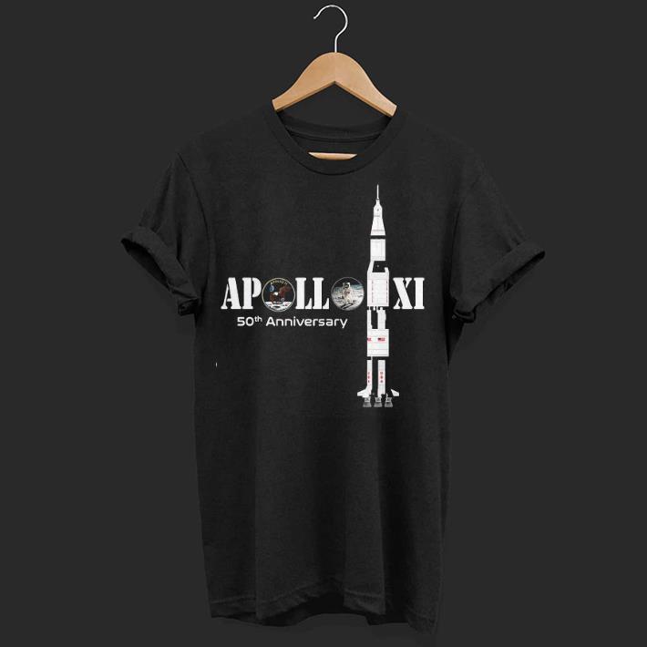 50th Anniversary Apollo 11 Moon Landing shirt