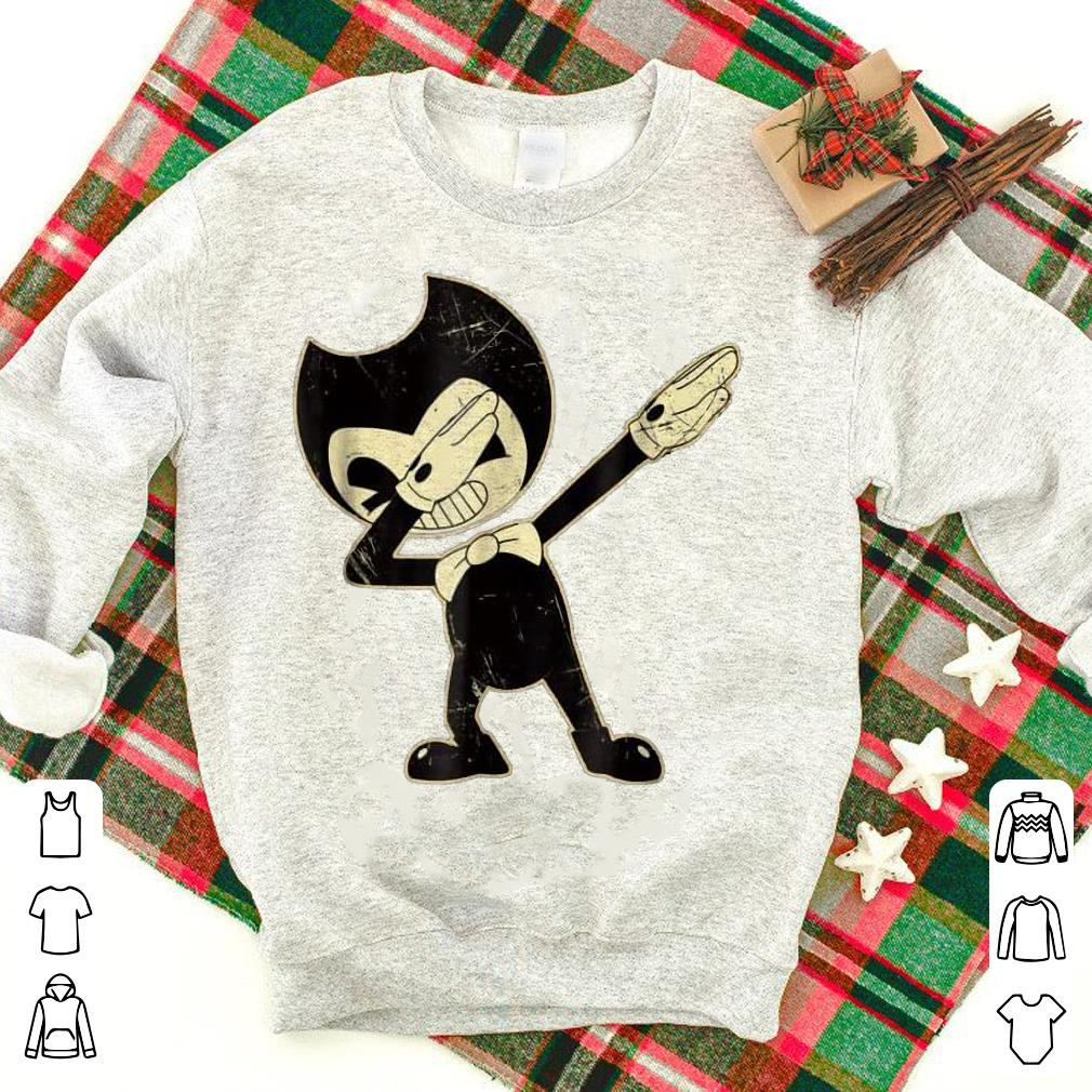 Dabbing Bendy and the ink machine shirt