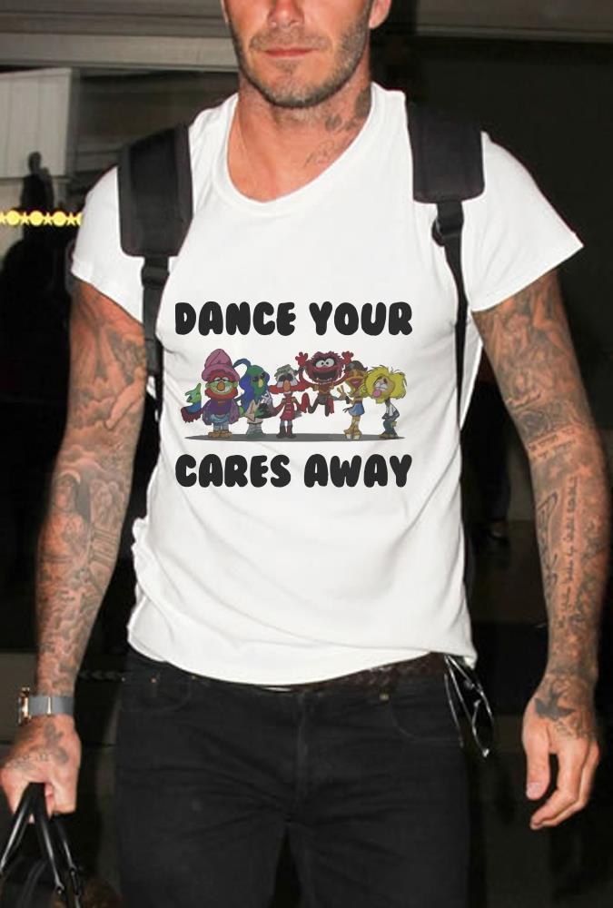 Dance Your Cares Away Jim Henson Shirt
