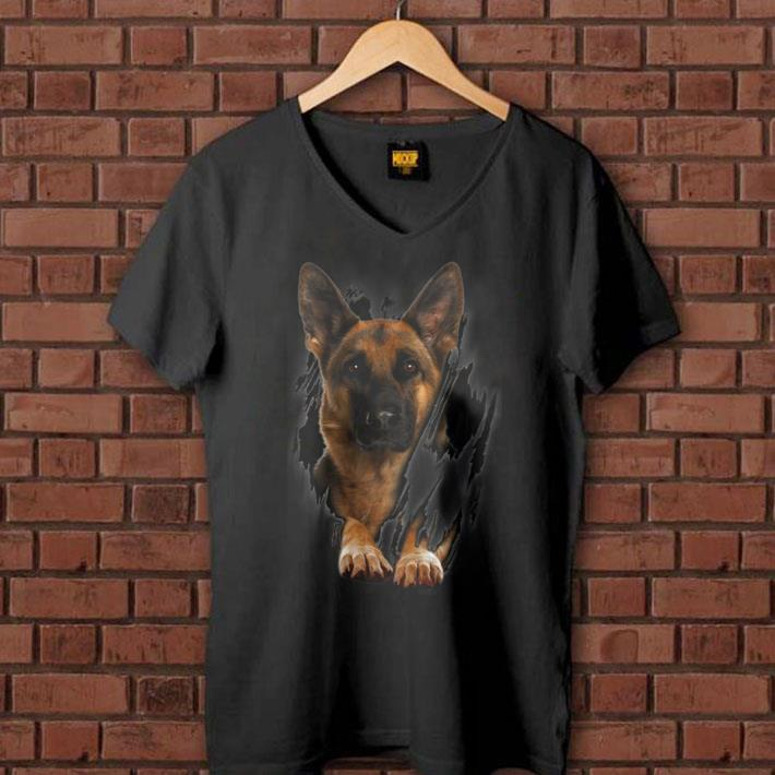 German Shepherd Inside Me shirt