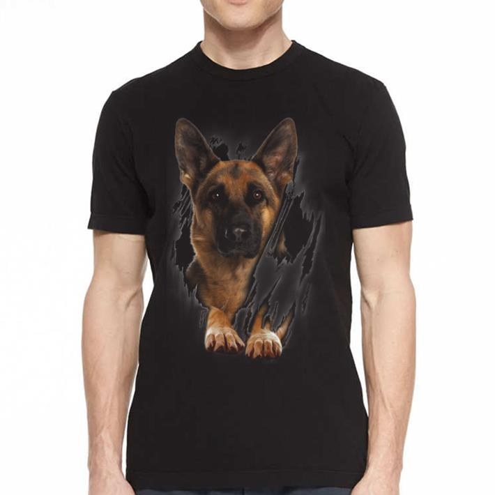 German Shepherd Inside Me shirt 4