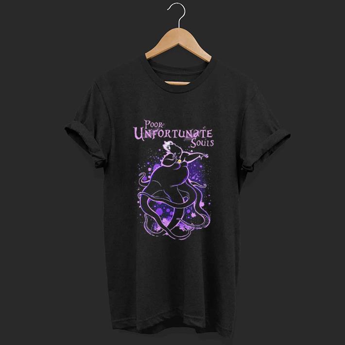 Poor unfortunate souls Ursula shirt