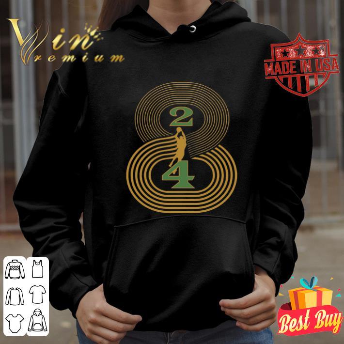8 24 Kobe Bryant shirt