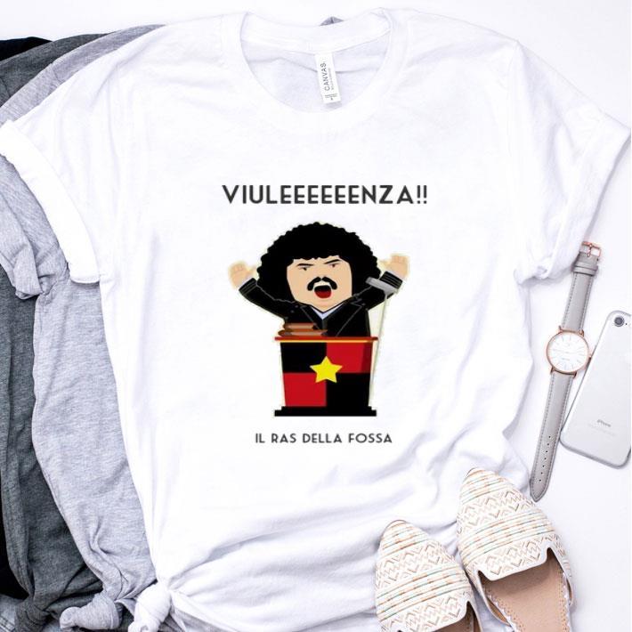 Abatantuono Viuleeenza il Ras Della Fossa shirt