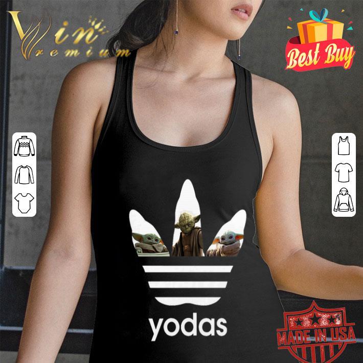Adidas Baby Yoda Master Star War shirt