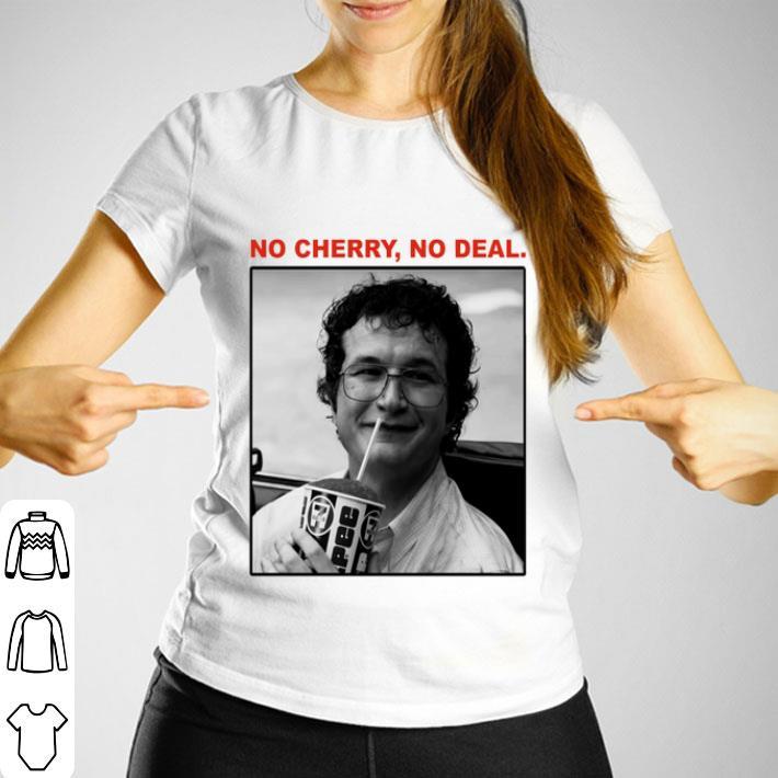 Alexei No Cherry No Deal Stranger Things shirt