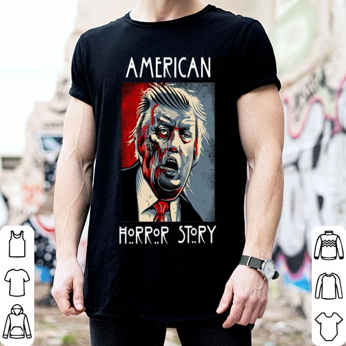 American horror story Donald Trump shirt
