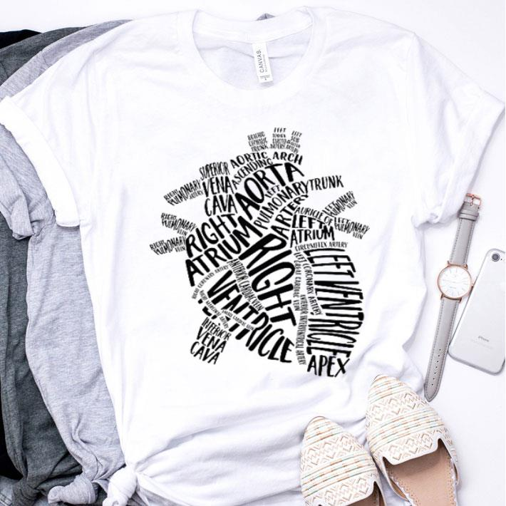 Anatomical Heart shirt