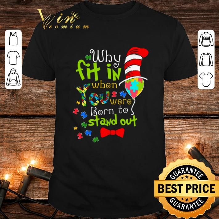 Autism doesn't come with a manual it comes with a teacher who never gives up shirt 6