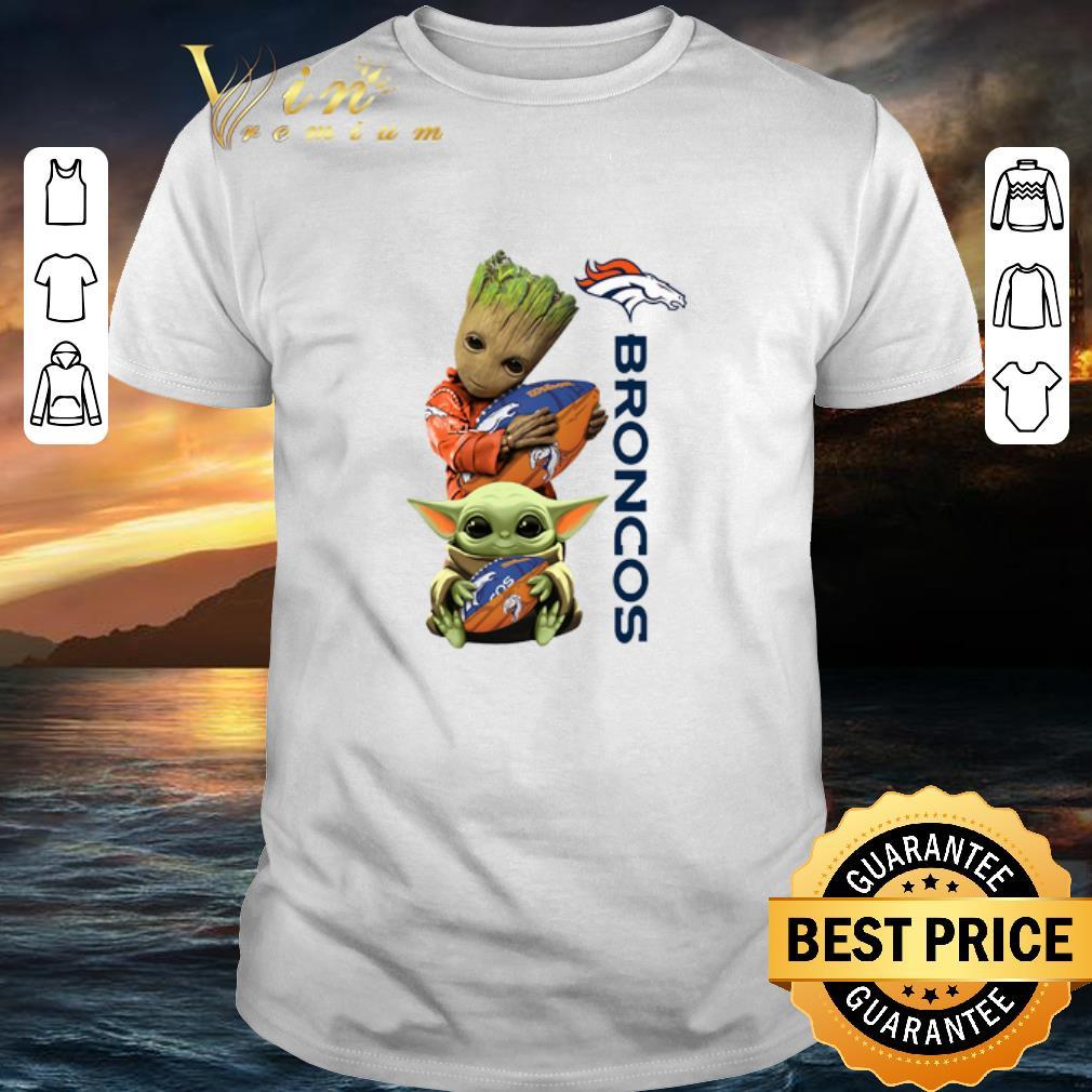 baby broncos shirt