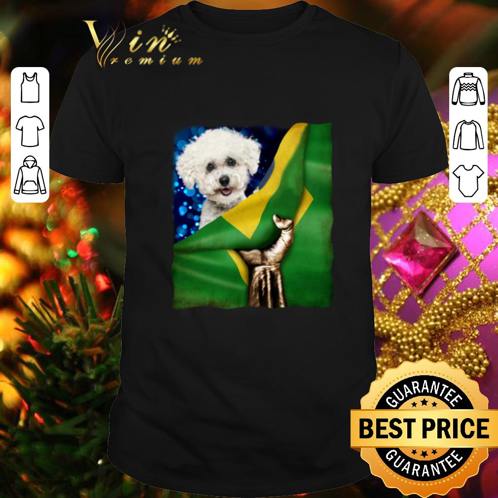 Bandeira do Brasil Beagle shirt 6